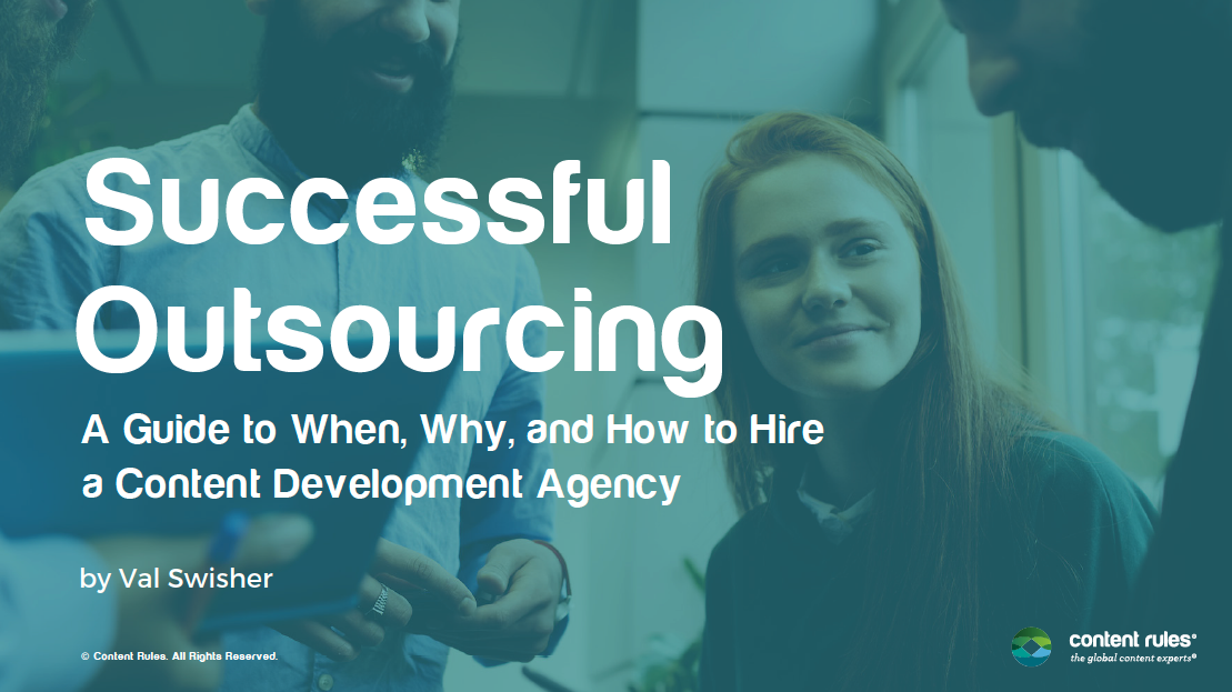Cover of ebook Successful Outsourcing A Guide to When, Why, and How to Hire a Content Development Agency