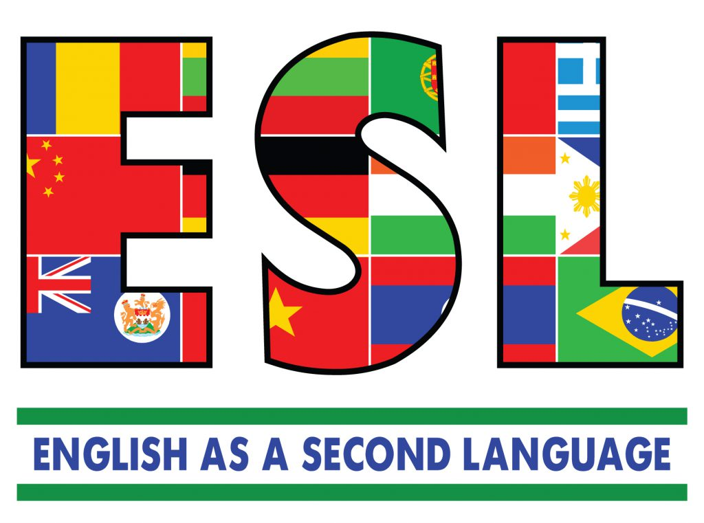 English as a second language